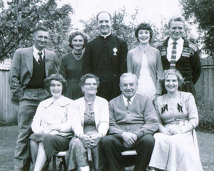 james joyce family